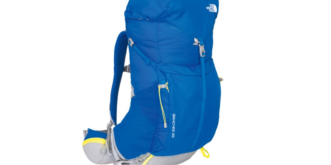 OD 2014 Wanderrucksack Tagesrucksack The North Face Banchee 35