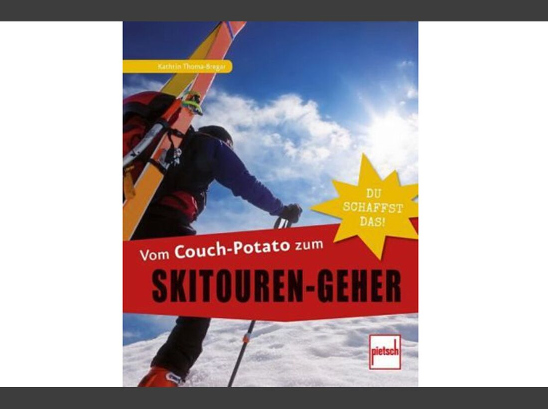 OD 2015 Buchtipp Skitourengeher Einsteiger Couch Potato Pietsch Verlag