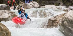 OD 2016 Adidas Sickline Kajak WM Ötztal Wildwasser Event 3