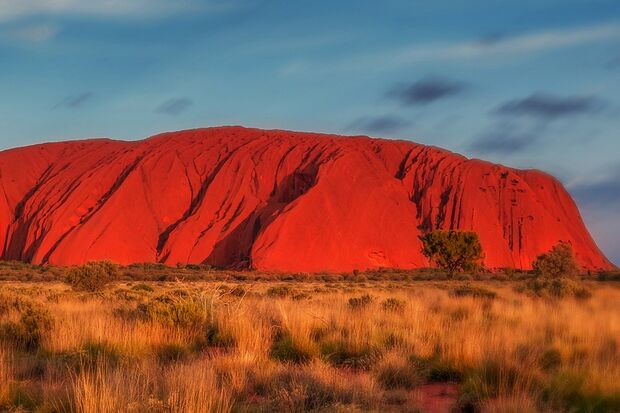 OD 2017 Trekking Abenteuer pixabay Australien Uluru Ayers Rock Wildnis