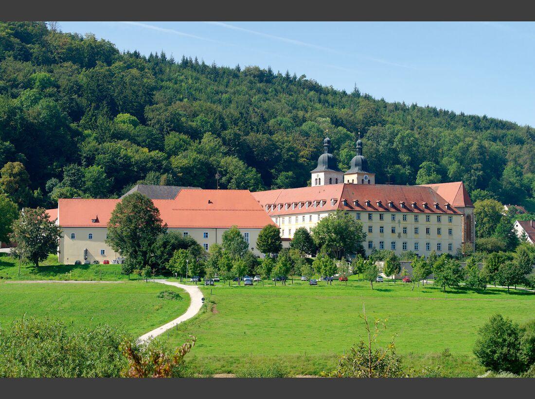 OD 2018 Mythos Bayern Sonderheft Altmühltal Kloster Plankstetten
