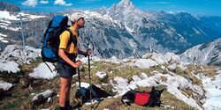 OD 2018 Rückblick 30 Jahre outdoor Alpen Wandern 1104
