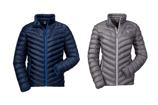 OD 2018 Schöffel Lesertest Thermo Jacket  Annapolis Val d'Isere