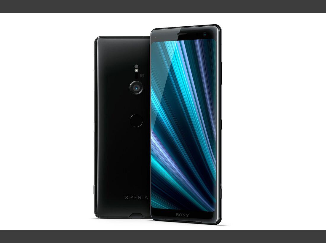 OD 2018 Smartphones Sony Xperia XZ3