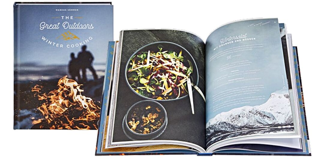 OD 2018 The Great Outdoors - Winter Cooking Buch Buchtipp
