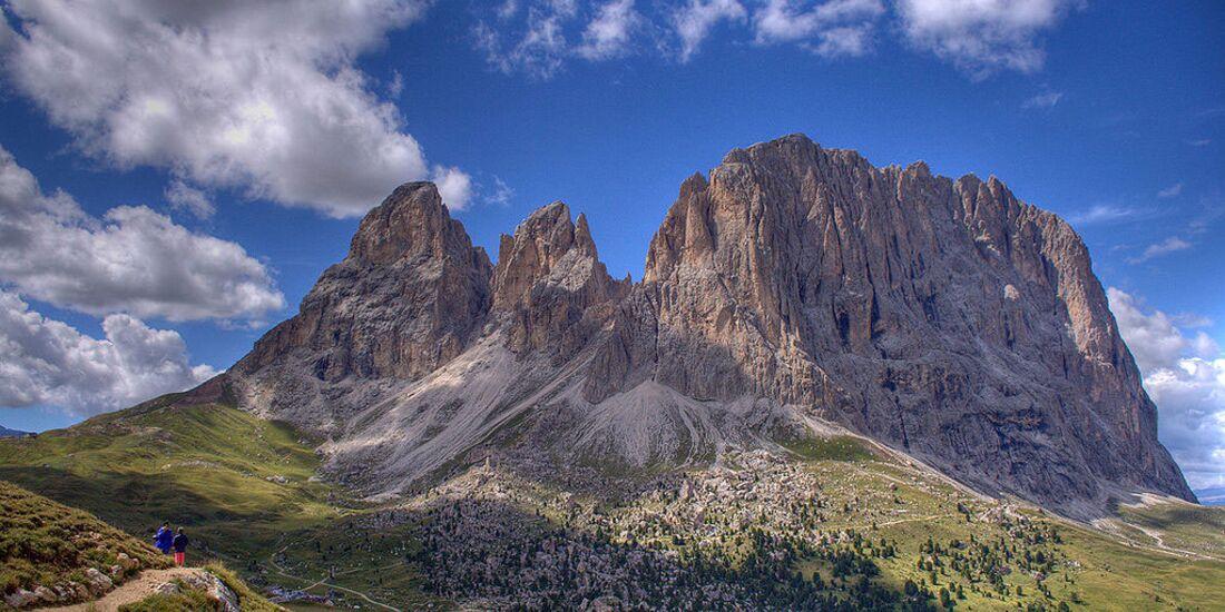 OD 2018 Topgebiete Alpen Dolomiten bis Gardasee Langkofel