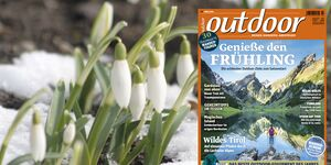 OD 2018 Wandern Frühling Titelbild für News outdoor 0318 März