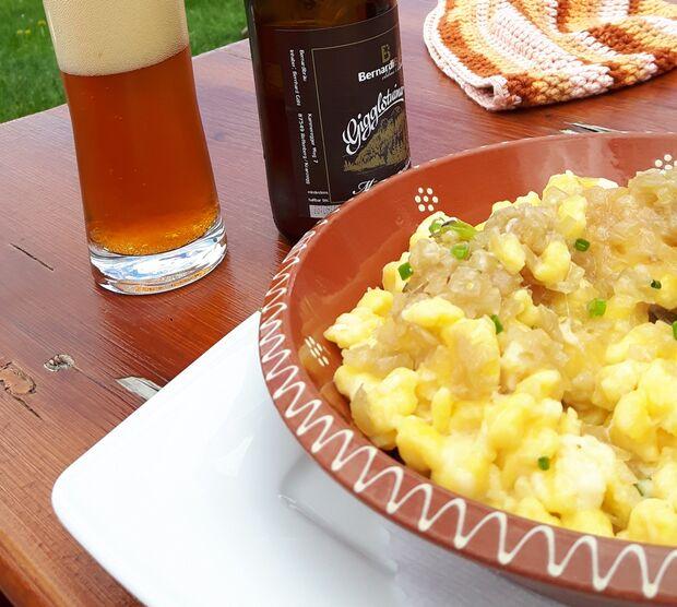 OD Berghütte Hüttentour Einkehr Essen Trinken