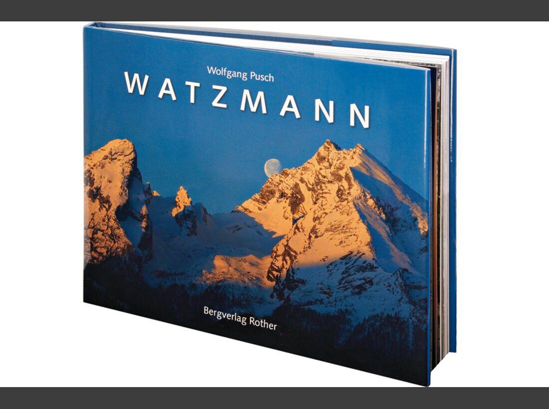OD Buchtipp Watzmann Berchtesgadener Land