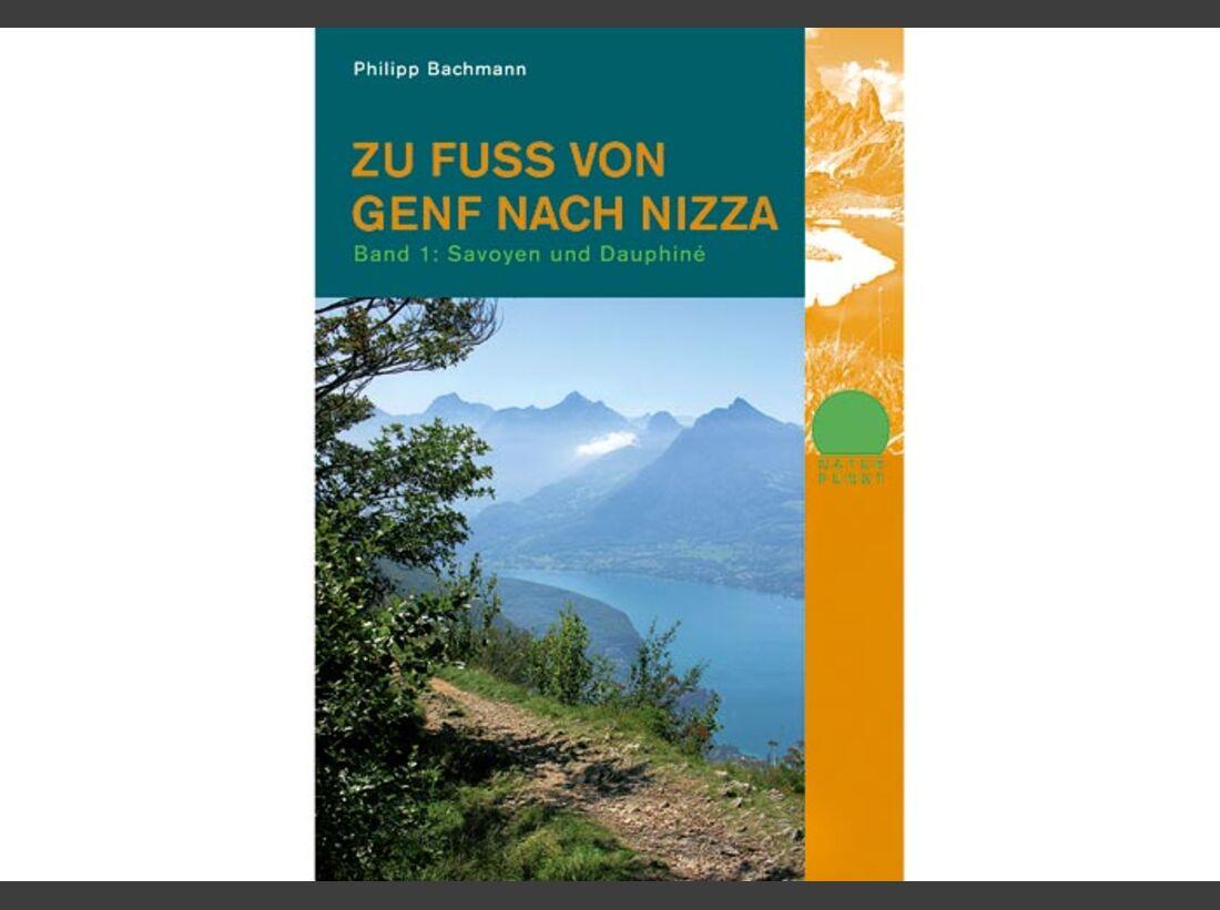 OD Bücher Zu Fuß von Genf nach Nizza