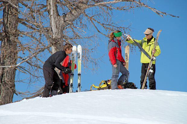 OD Die besten Tipps zum Skitourenfell