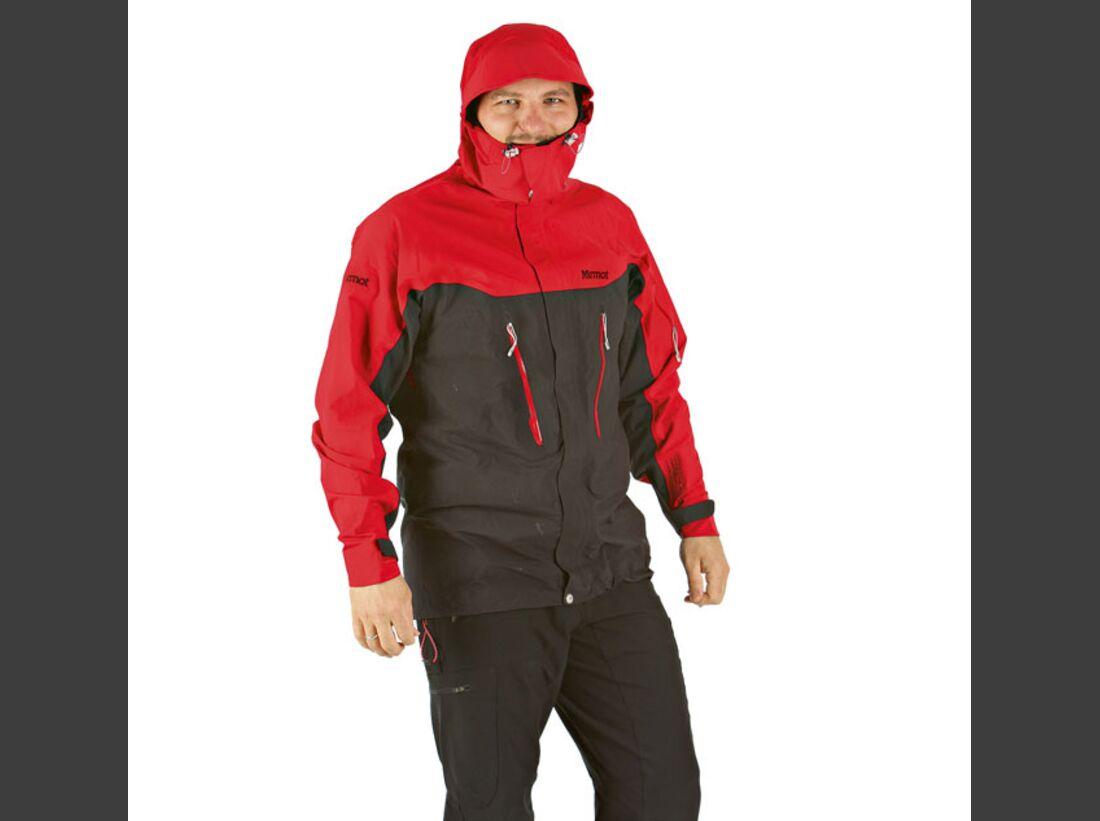 OD Funktionsjacken-Test - Marmot Alpinist Jacket