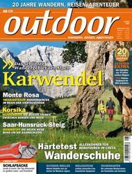 OD Heft August 2008 Cover