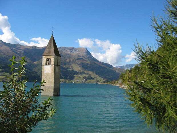 OD Herbstwandern im Vinschgau Südtirol