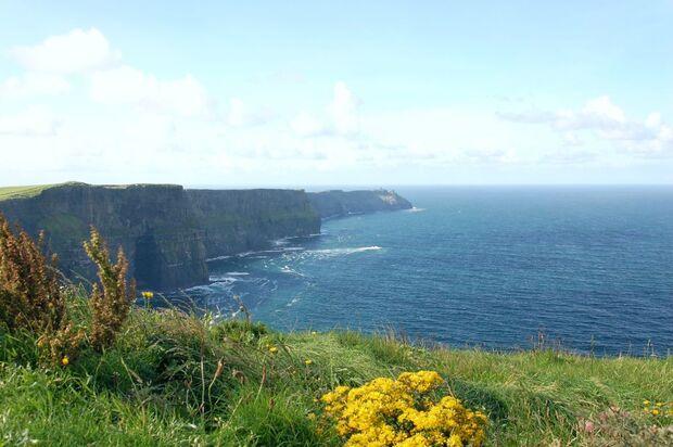 OD Irland Steilküste