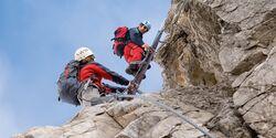 OD Klettersteig Via Ferrata