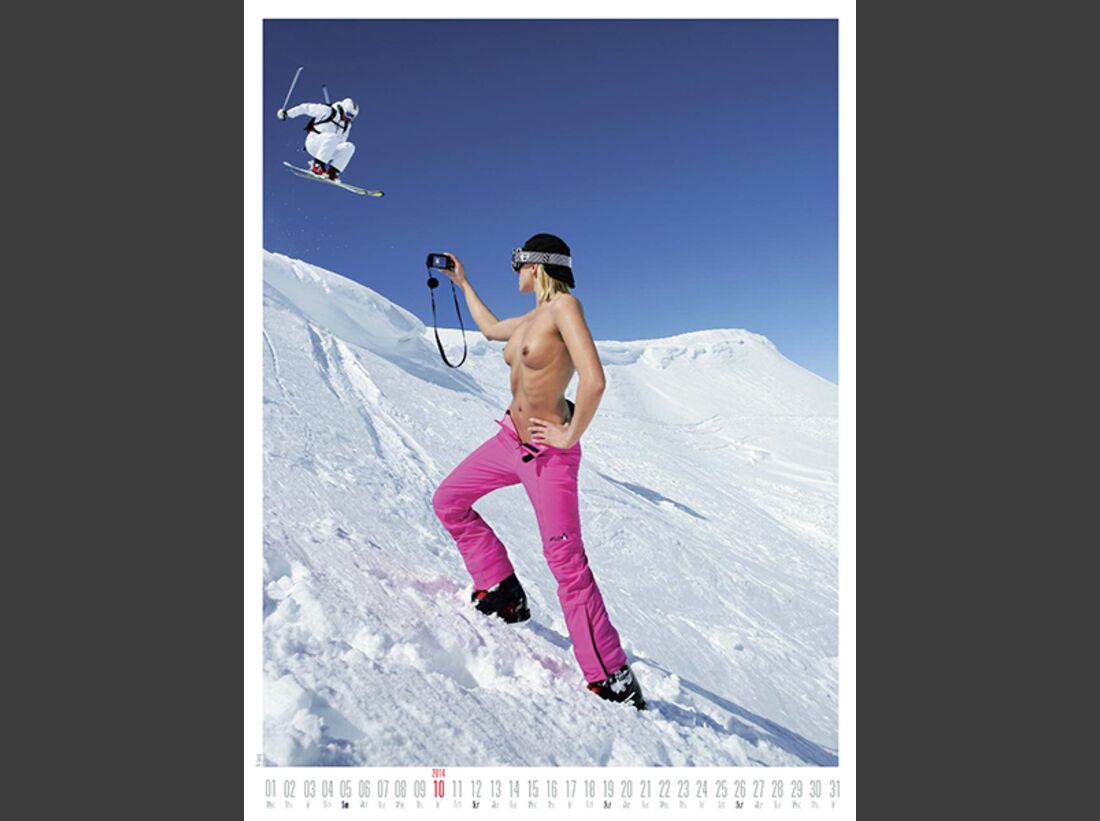 PS 0213 Kalender Skilehrerinnen 2014 11