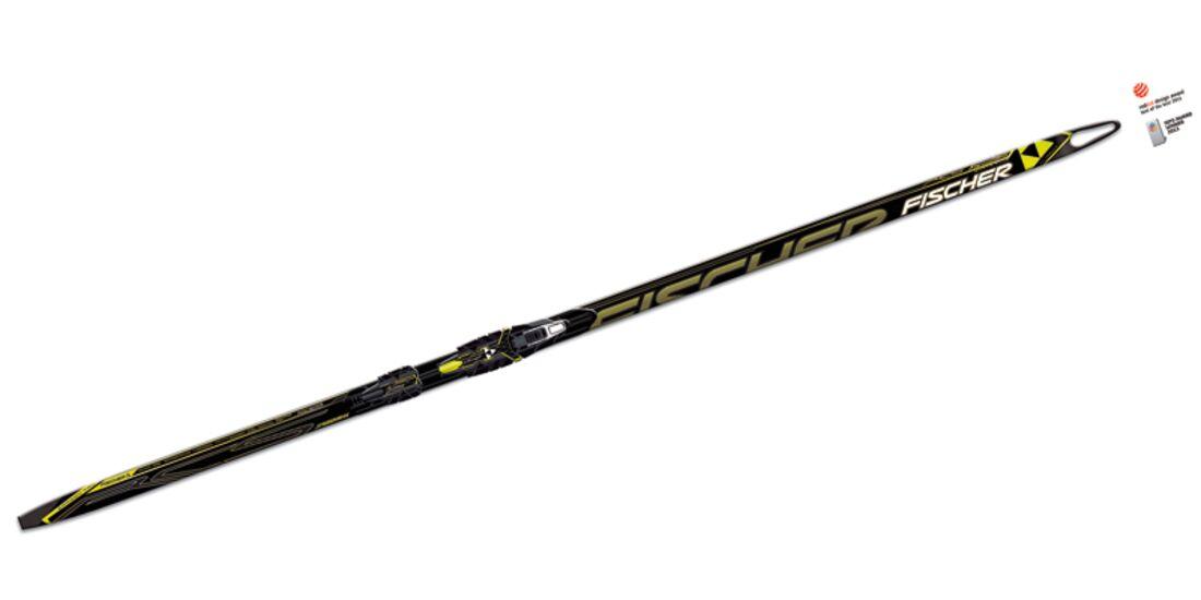 PS 2014 Langlaufski Test Fischer Speedmax Skate Plus
