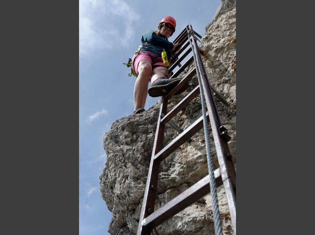 Praxistest in den Alpen: Bergschuhe  15