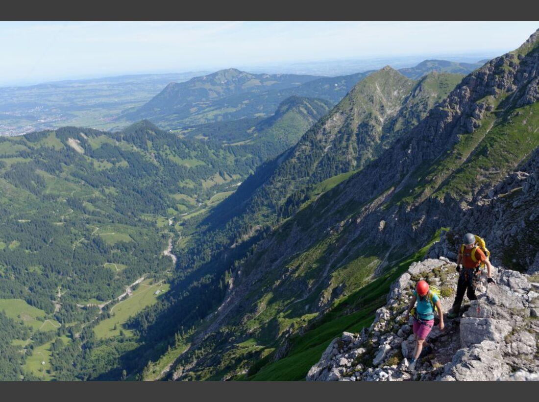 Praxistest in den Alpen: Bergschuhe  31
