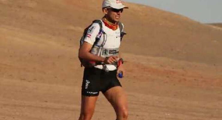 Red Bull Athlet Christian Schiester: Früher wog er über 100 kg - heute durchquert der Extrem-Läufer die Wüste Gobi