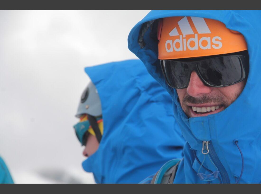 Slackline-Höhenweltrekord in Peru 8
