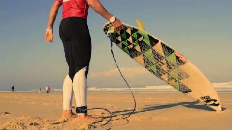 Surf-Event in Frankreich: Swatch Girls Pro France 2012 - Trailer