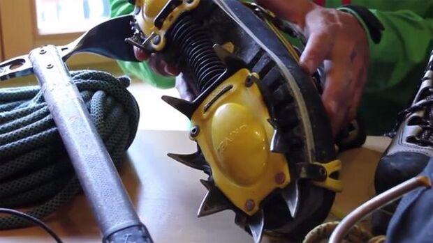 Tipps vom Bergführer: Hochtouren-Ausrüstung