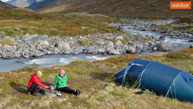 Top5: Trekkingausrüstung 2018 Ausrüstung Equipment Trekking Camping Zelte
