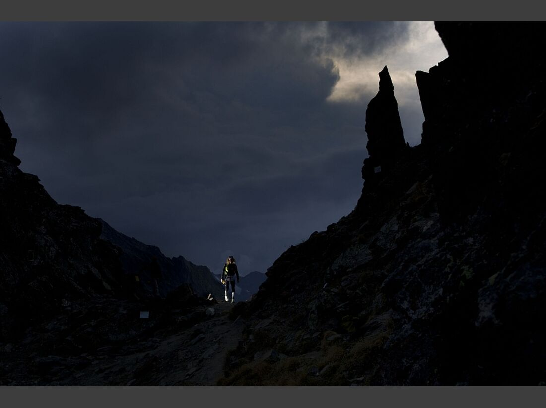 Tor des Geants 2012 - Impressionen 25