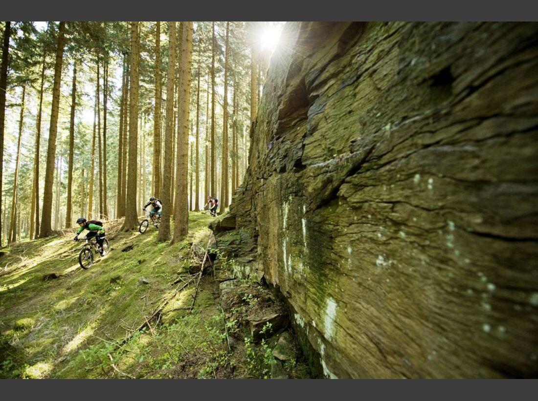 TrailCenter Rabenberg im Erzgebirge - Impressionen 9
