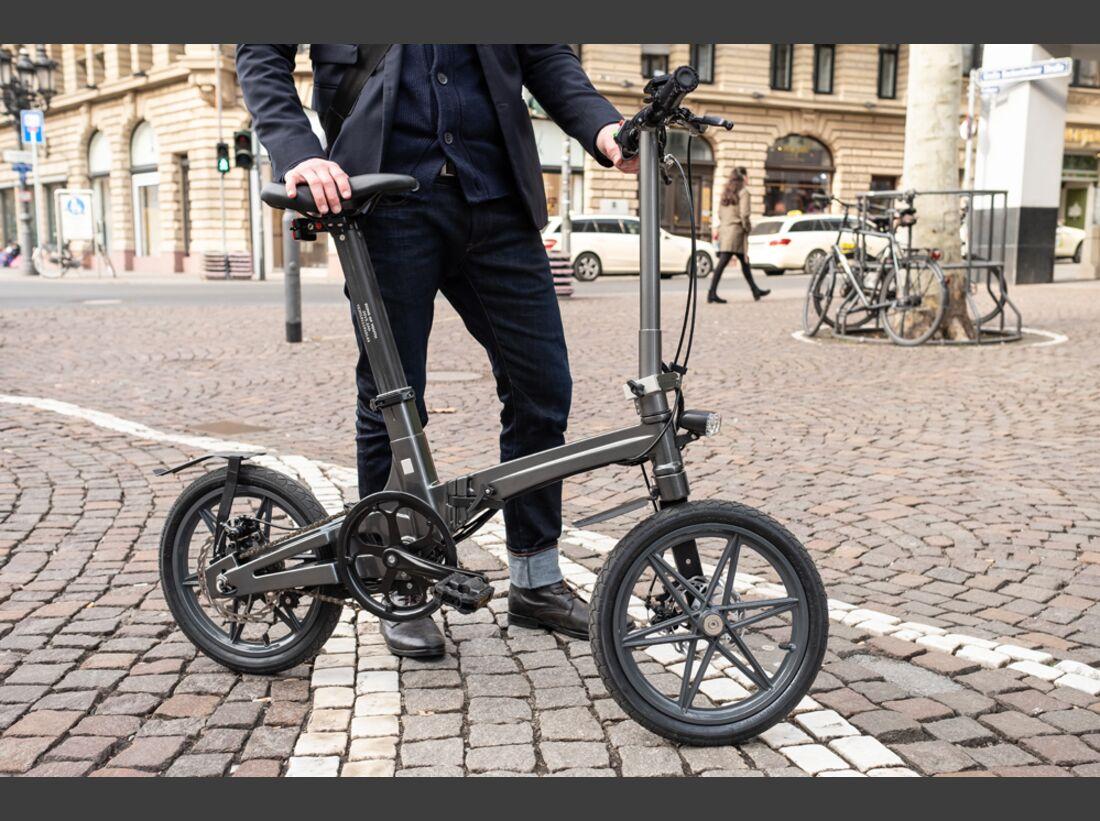 UB The One Klapp-E-Bike 6