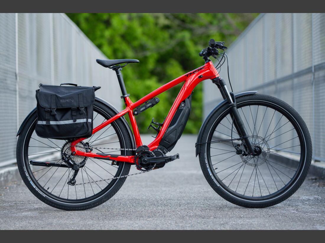 UB Thok MIG-HT SUV-E-Bike E-MTB