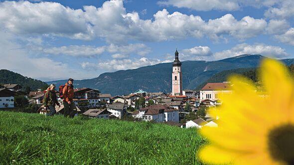 Wandergenuss in Südtirol - Seiser Alm 4