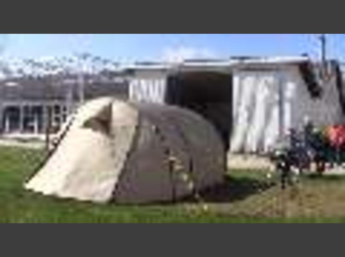 Zelt-Test 2013: Tatonka Alaska 3 DLX