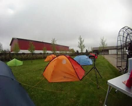 Zelte im Test: Marmot Nusku 2P