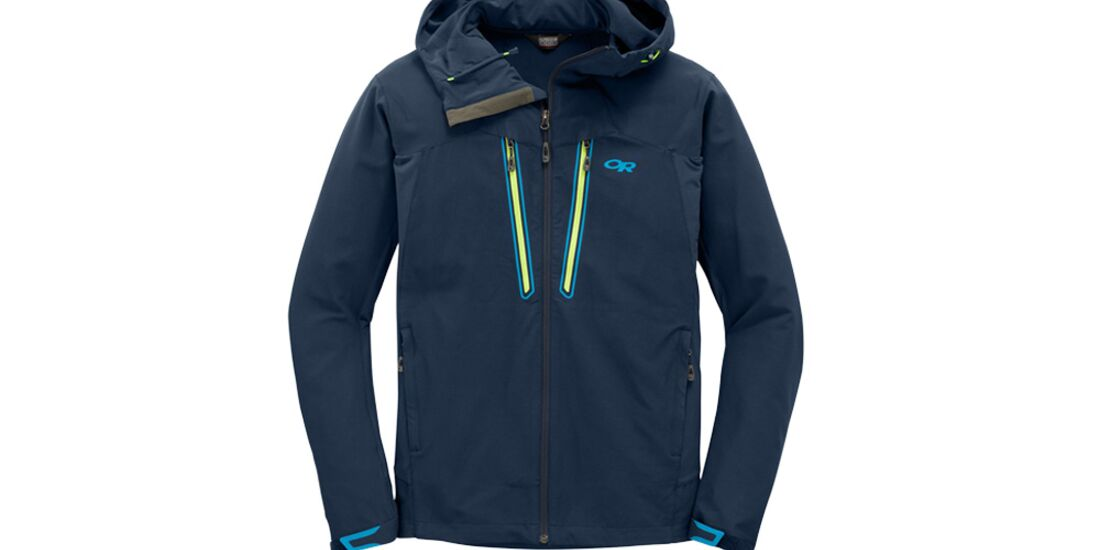 od-0616-softshelljacken-Outdoor_Research_M's_Ferrosi_Summit_Hooded_Jacket_night_lemongrass (jpg)